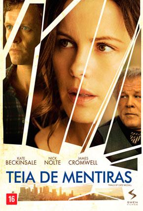 Capa do filme 'Teia de Mentiras'