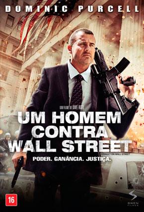 Capa do filme 'Um Homem contra Wall Street'