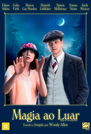 Capa do filme 'Magia ao Luar'