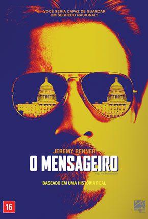 Capa do filme 'O Mensageiro'
