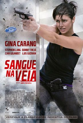 Capa do filme 'Sangue na Veia'