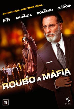 Capa do filme 'Roubo a Máfia'