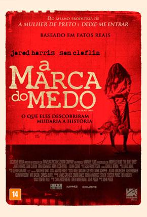 Capa do filme 'A Marca do Medo'