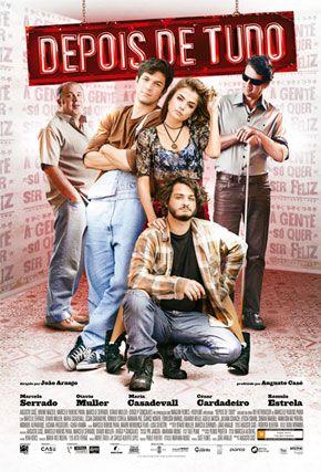 Capa do filme 'Depois de Tudo'