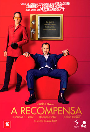 Capa do filme 'A Recompensa'