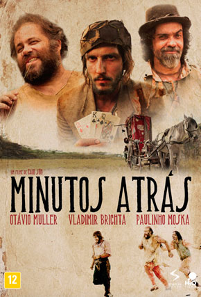 Capa do filme 'Minutos Atras'