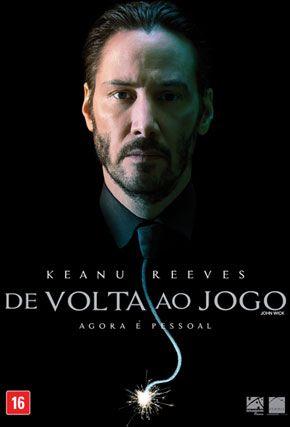 Capa do filme 'De Volta Ao Jogo'