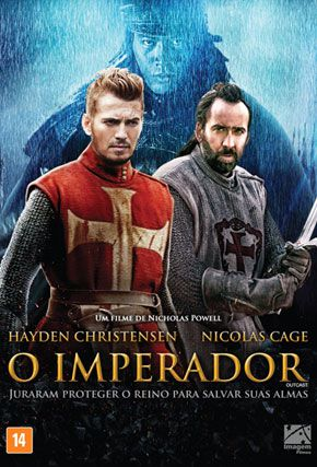 Capa do filme 'O Imperador'