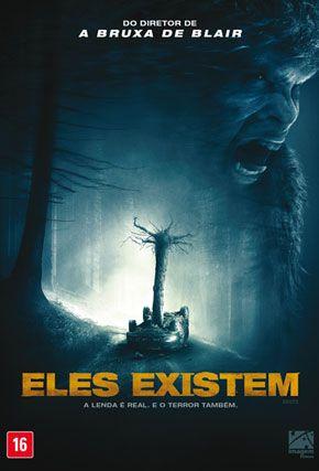 Capa do filme 'Eles Existem'