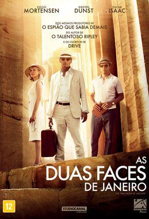 Capa do filme 'As Duas Faces de Janeiro'