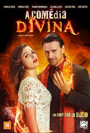 Capa do filme 'A Comédia Divina'