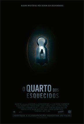 Capa do filme 'O Quarto dos Esquecidos'