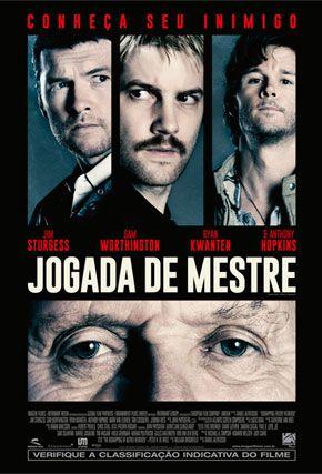 Capa do filme 'Jogada de Mestre'