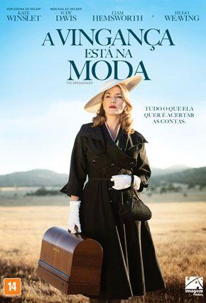 Capa do filme 'A Vingança está na Moda'