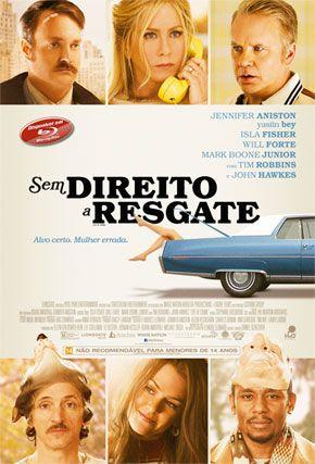 Capa do filme 'Sem Direito a Resgate'