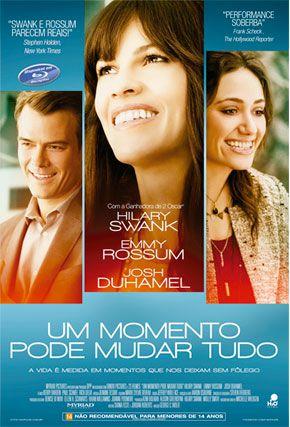 Capa do filme 'Um Momento Pode Mudar Tudo'