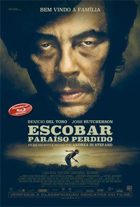 Capa do filme 'Escobar: Paraíso Perdido'