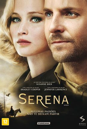 Capa do filme 'Serena'