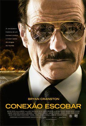 Capa do filme 'Conexão Escobar'