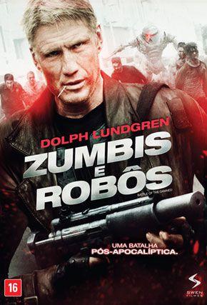 Capa do filme 'Zumbis e Robôs'