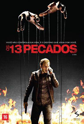 Capa do filme 'Os 13 Pecados'