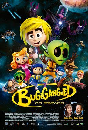 Capa do filme 'Bugigangue no Espaço'