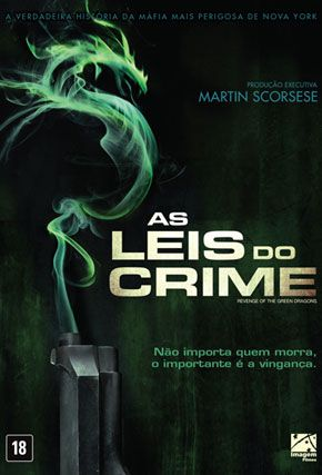 Capa do filme 'As Leis do Crime'