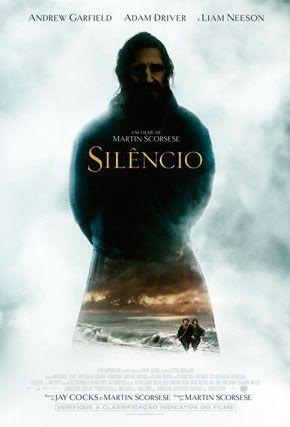 Capa do filme 'Silêncio'