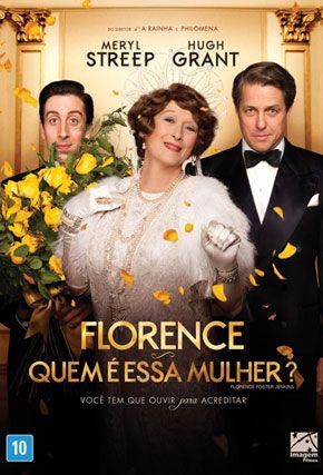 Capa do filme 'Florence: Quem é Essa Mulher?'