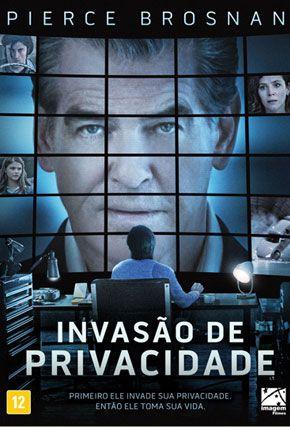 Capa do filme 'Invasão de Privacidade'
