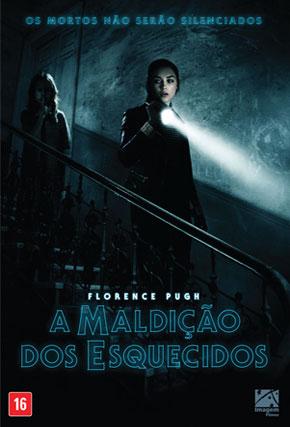 Capa do filme 'A Maldição dos Esquecidos'