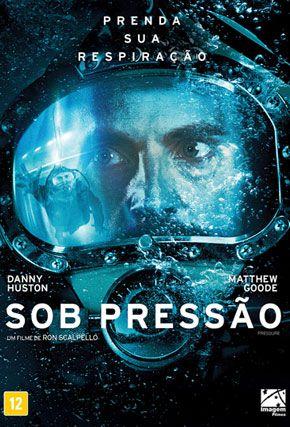 Capa do filme 'Sob Pressão'