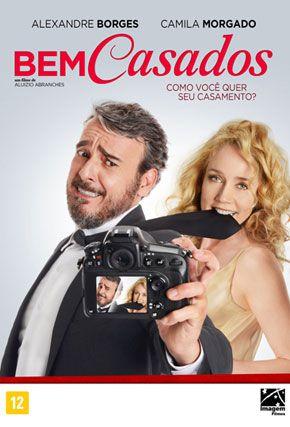 Capa do filme 'Bem Casados'