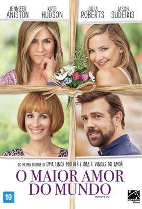 Capa do filme 'O Maior Amor do Mundo'