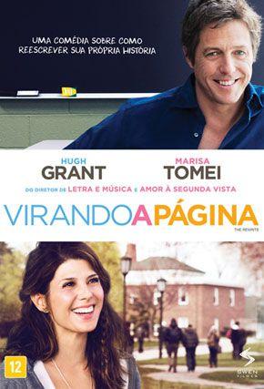 Capa do filme 'Virando a Página'