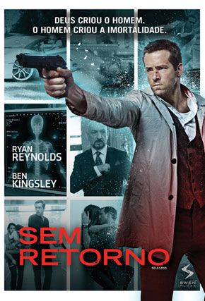 Capa do filme 'Sem Retorno'