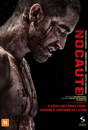 Capa do filme 'Nocaute'