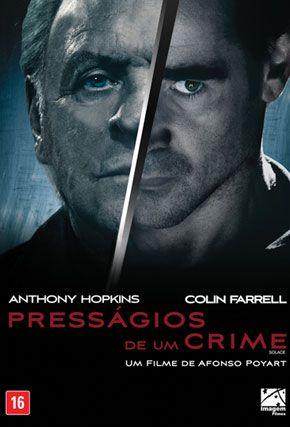 Capa do filme 'Presságios de Um Crime'
