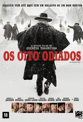 Capa do filme 'Os Oito Odiados'