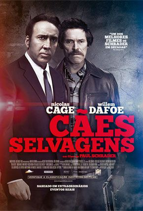 Capa do filme 'Cães Selvagens'