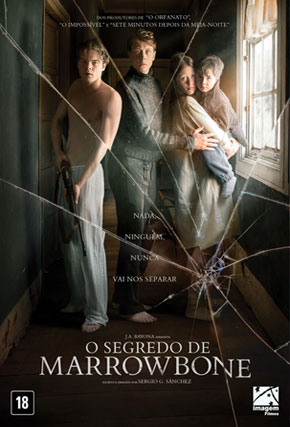 Capa do filme 'O Segredo de Marrowbone'
