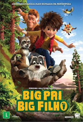 Capa do filme 'Big Pai, Big Filho'