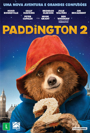 Capa do filme 'Paddington 2'