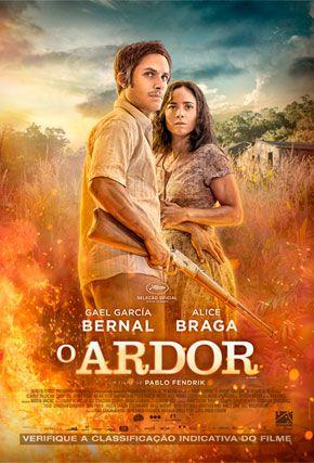 Capa do filme 'O Ardor'