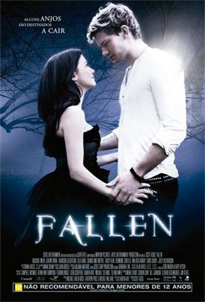 Capa do filme 'Fallen - O Filme'