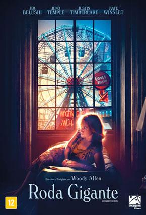 Capa do filme 'Roda Gigante'