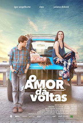 Capa do filme 'O Amor dá Voltas'