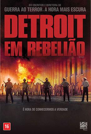 Capa do filme 'Detroit em Rebelião'