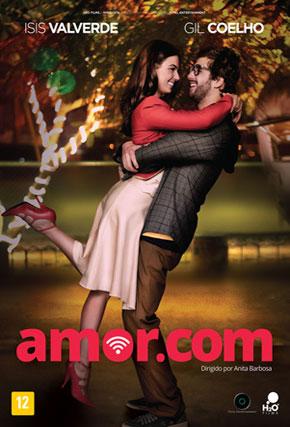 Capa do filme 'Amor.com'