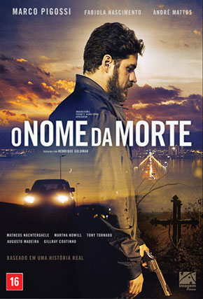 Capa do filme 'O Nome da Morte'